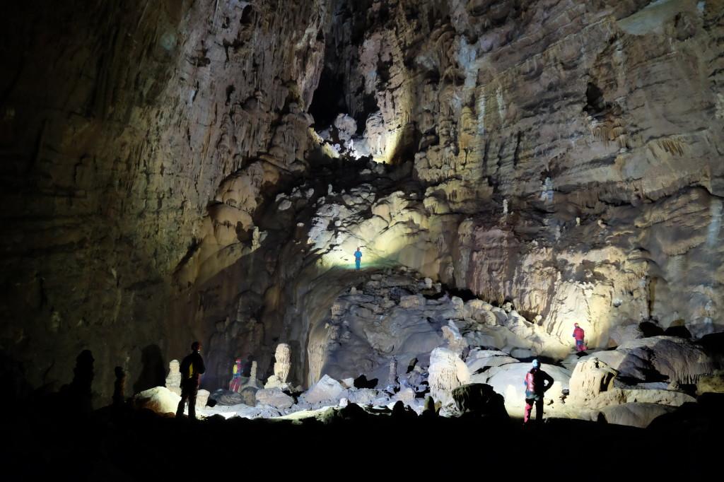 Monitoraggio della Falda nella Grotta F. Lindner