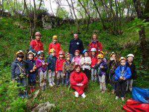 La speleologia nelle scuole