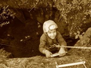 4° corso di avvicinamento alla speleologia