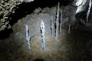 stalagmiti laviche