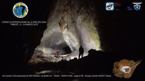 XXXI corso di introduzione alla speleologia