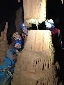 Grotta delle Margherite. Nomen omen