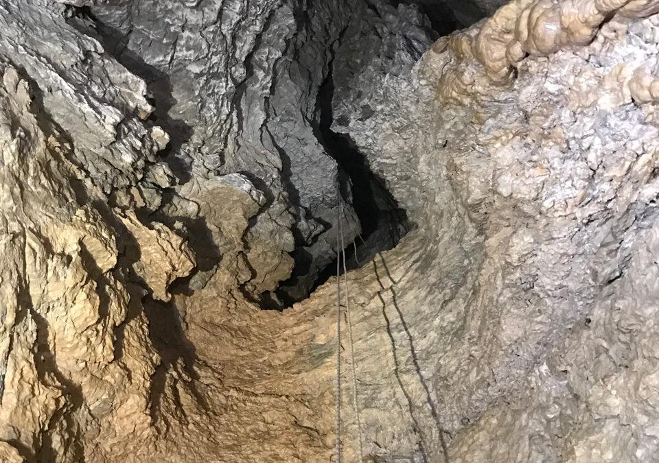 Abisso della Cava Faccanoni