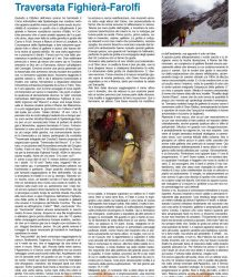 Spedizione in Toscana – Alpinismo triestino 125/2011