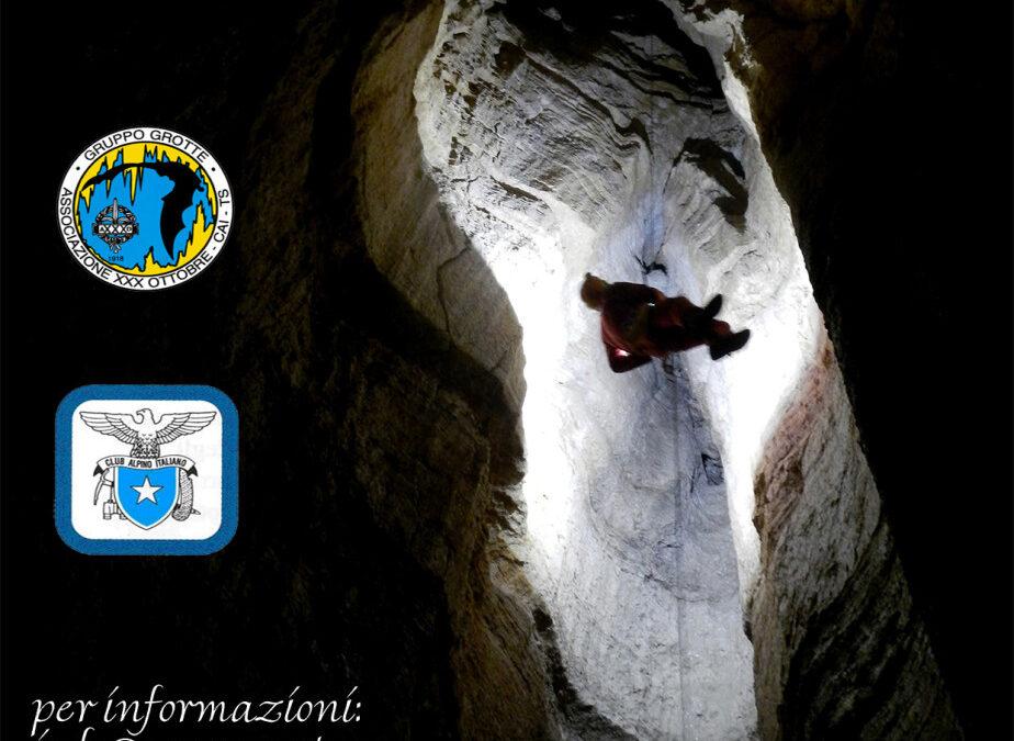 XXVIII Corso di introduzione alla speleologia