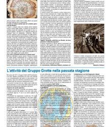 L'attività del Gruppo Grotte nella passata stagione – Alpinismo triestino 132/2012