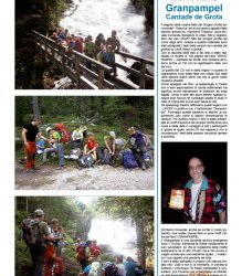 Granpampel Cantade de Grota – alpinismo triestino 140/2013
