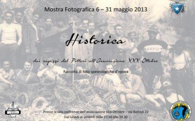 Historica, dai ragazzi del Pitteri all'Associazione XXX Ottobre